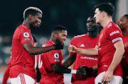 United Pimpin Klasemen Liga Inggris di Paruh Pertama, Solskjaer Malas Bicarakan Gelar