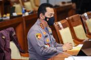 Persetujuan Calon Kapolri Listyo Sigit Prabowo Disahkan DPR Siang Ini