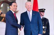 Presiden Jokowi Ucapkan Selamat atas Pelantikan Joe Biden dan Kamala Harris