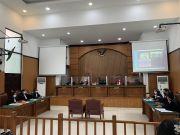 Aktivis KAMI Jumhur Hidayat Dengarkan Dakwaan Jaksa Secara Virtual