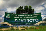 KPK Usut Dugaan Korupsi di PG Djatiroto PTPN XI Jember