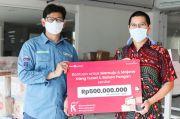 Lion Parcel Dukung Pemenuhan Kebutuhan Pasca Bencana untuk Mamuju dan Majene