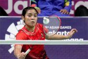 Hasil Thailand Open 2021: Gregoria Terhenti di Tangan Unggulan Pertama