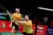Hasil Thailand Open 2021: Ahsan/Hendra Tembus Perempat Final