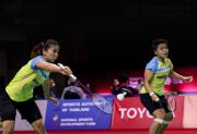 Hasil Thailand Open 2021: Greysia/Apriyani Bungkam Ganda Kanada