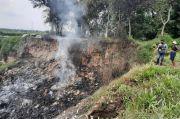 Benda Misterius Sempat Terbang Sebelum Ledakan Dahsyat di Mojokerto