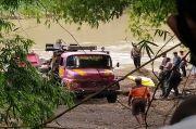Imam Khambali Meregang Nyawa Saat Truk yang Dikemudikannya Tercebur ke Sungai Brantas