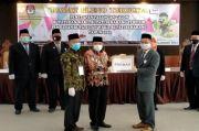 KPU Tetapkan Ngesti Nugraha-Basari sebagai Bupati-Wakil Bupati Semarang Terpilih