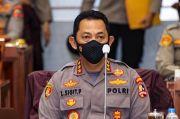 Lewat Paripurna, DPR Setujui Komjen Listyo Sigit sebagai Kapolri