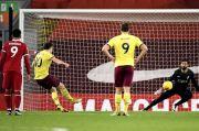 Tragis, Liverpool Dipermalukan Burnley di Anfield