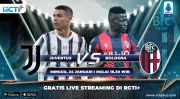 Live Streaming RCTI Plus: Juventus vs Bologna