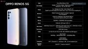 Oppo Reno5 5G Meluncur di Indonesia, Harganya?
