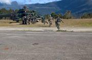 Baku Tembak dengan KKB di Intan Jaya, Dua Prajurit TNI Gugur