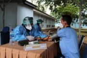 Vaksinasi Covid 19 di RSAU dr Esnawan Antariksa Tak Timbulkan KIPI