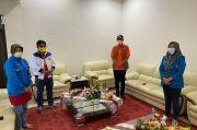 Gelar Misi Kemanusiaan, Aksi KNPI Diapresiasi Kepala BNPB