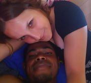 Bule Cantik Adriana Dibunuh Pacarnya dengan Pisau Lempar dari Slovakia