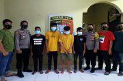 4 Pemuda dan 1 Anak Laki-laki Dibekuk Polisi Usai Memperkosa Anak Gadis di Tanggamus
