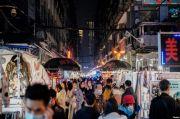 Tahun Lalu Wuhan Kota Lockdown COVID-19 Pertama Dunia, Kini Kota Sibuk