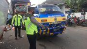 Empat Kendaraan di Jalur Pantura Cirebon Terlibat Kecelakaan Beruntun