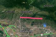 Banyak Gempa Bumi di Awal Tahun, Ini Prediksi Aktifnya Sesar Lembang di Bandung