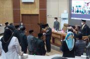 Gerbong Mutasi Bergerak, Taufan Pawe Lantik 6 Pejabat