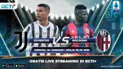 Preview Juventus vs Bologna Bidik Lagi Kemenangan