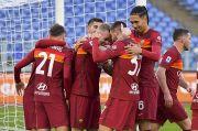 AS Roma Panaskan Tiga Besar Serie A Usai Tumbangkan Spezia
