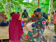 TNI AU Bantu Pulihkan Korban Bencana di Kalsel dan Sulbar