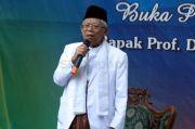 Kiai Maruf Minta Ekonomi Syariah Tidak Tabrakan dengan Konvensional