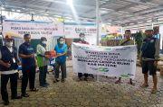 Pegadaian Salurkan Bantuan untuk Korban Gempa Mamuju dan Majene