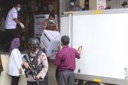 Rawan Dirampok, Pengamanan Distribusi Vaksin Berlapis