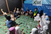 Rumah Tahfizh Darurat Obati Trauma Anak Korban Gempa