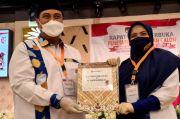 KPU Maros Tetapkan AS Chaidir Syam-Suhartina Bohari Palson Terpilih