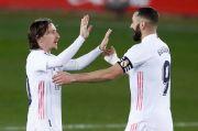 Usai Lumat Alaves, Benzema Yakin Madrid Bisa Juara Liga