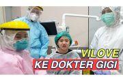 Kapten Vincent Raditya Ajak Vilove ke Dokter Gigi, Ada Apa Ya?