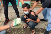 Manfaatkan PPKM, Kurir Narkoba Dibekuk Polisi Beserta Barbuk