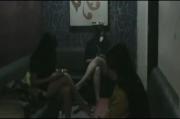 Asyik Dugem di Tempat Hiburan Malang, Oknum TNI Terjaring Razia Gabungan