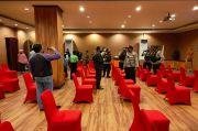 Seminar Kesehatan Langgar Prokes COVID-19, Polres Gorontalo Langsung Bertindak