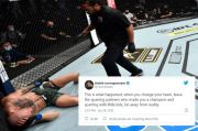 McGregor Di-KO Poirier, Khabib: Salah Sendiri Sparring Lawan Anak Kecil