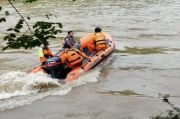 Tragis, Pakai Jeriken Seberangi Sungai Cimanuk, Warga Sumedang Hilang Terbawa Arus