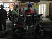 Mengganggu Kamtibmas, Polres Tapanuli Utara Razia Balap Liar dan Motor Knalpot Blong