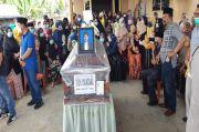Suasana Haru Warnai Pemakaman Rion Korban Sriwijaya Air Asal Lubuk Linggau