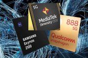 6 Chipset Terbaik untuk Smartphone 5G Flagship Keluaran 2021