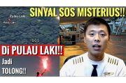Viral Sinyal SOS di Pulau Laki, Kapten Vincent Raditya Jelaskan Maknanya