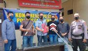 Serang Warga, Dua Pelajar Anggota Geng Motor Diringkus