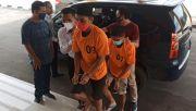 Lima Kurir Sabu di Pangkalpinang Diringkus Polisi