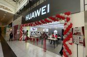 Tetap Semangat di Indonesia, Huawei Tambah 2 Toko Resmi Sekaligus