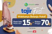 Bangkit di Tengah Pandemi, Pedagang Produk Halal Gabung di Tajir Fest