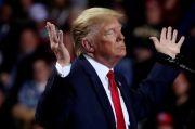 Momen Terakhir Donald Trump di Gedung Putih: Sedih dan Pedih....