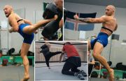 Amuk McGregor Anaknya Diseret Khabib Jadi Biang Kekalahan KO dari Poirier